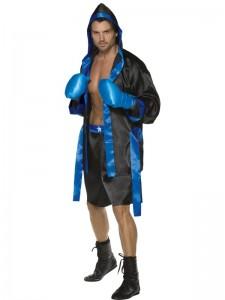 Mens Boxer Costume