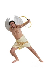 Mens Cupid Costume