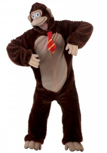 Mens Donkey Kong Costume