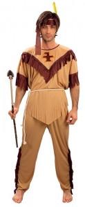 Mens Native American Costume