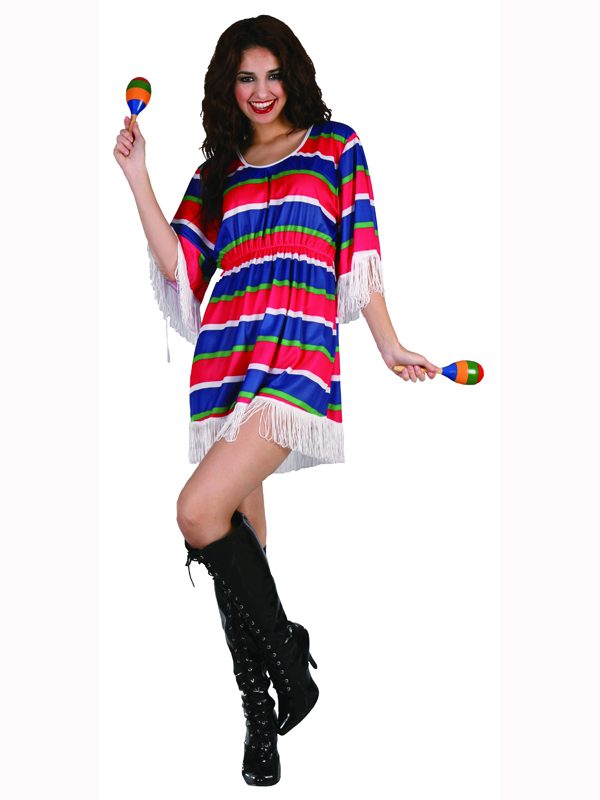 Mexican costumes for men women kids parties costume