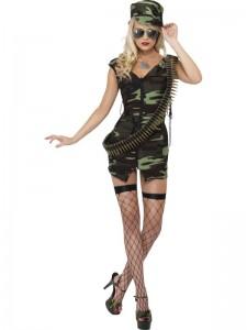 Military Costume Women