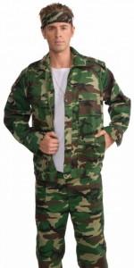 Military Costume for Men