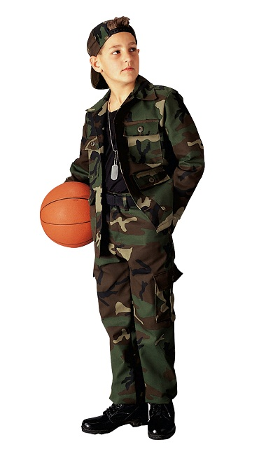 Camo Halloween Costumes For Womens