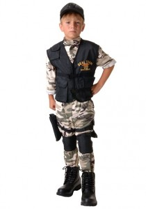 Military Costumes for Kids