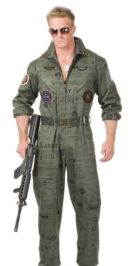 military halloween costumes