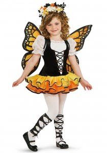 Monarch Butterfly Costume Wings