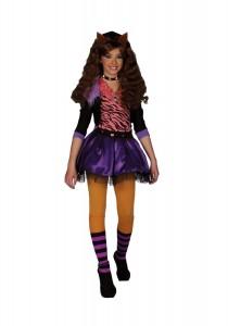 Monster High Clawdeen Costume