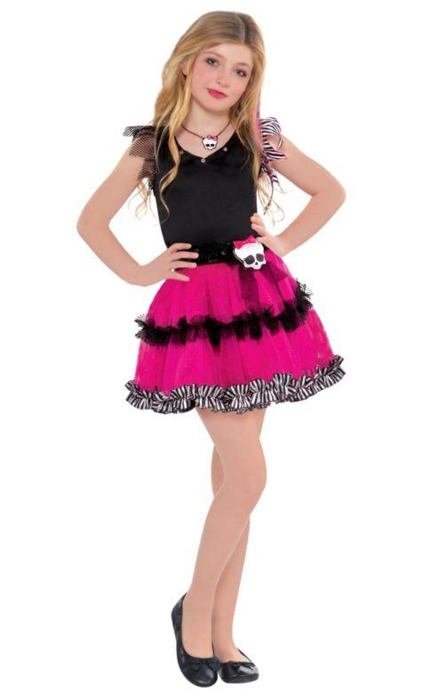 Girls Halloween Costums
