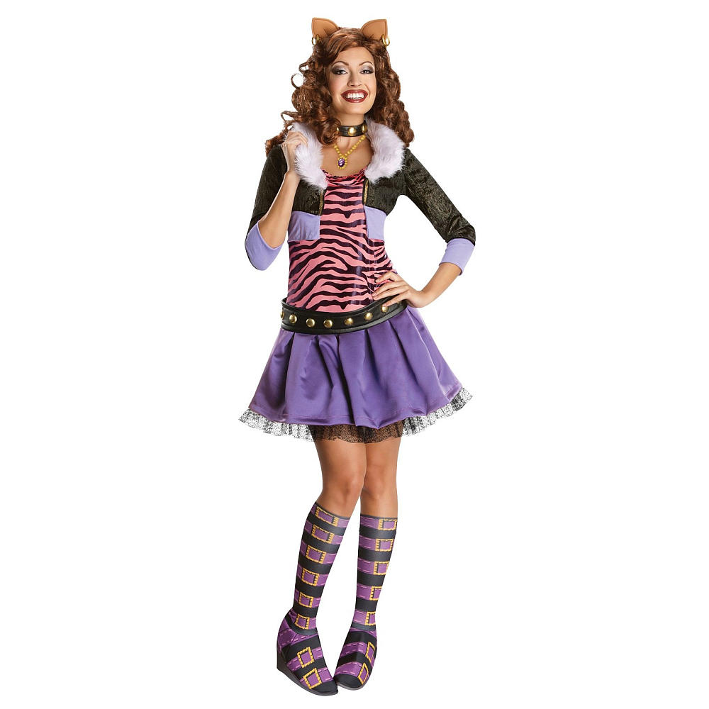 monster high costumes parties costume. Black Bedroom Furniture Sets. Home Design Ideas