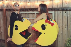 Mr Mrs Pacman Costumes
