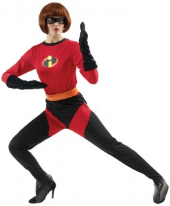 Mrs Incredible Costume Ideas