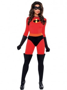 Mrs Incredible Costume Party City