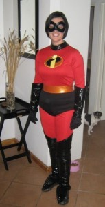 Mrs Incredible Costume Pictures
