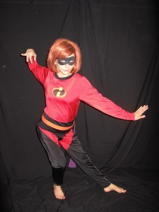 Mrs Incredible Costume Small