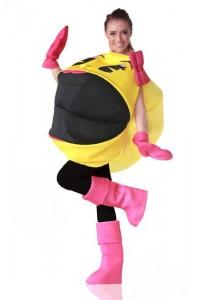 Mrs Pacman Costume