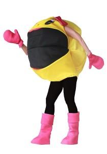 Ms Pacman Costume