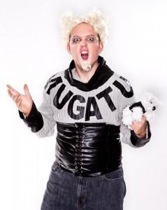 Mugatu Costume Pictures