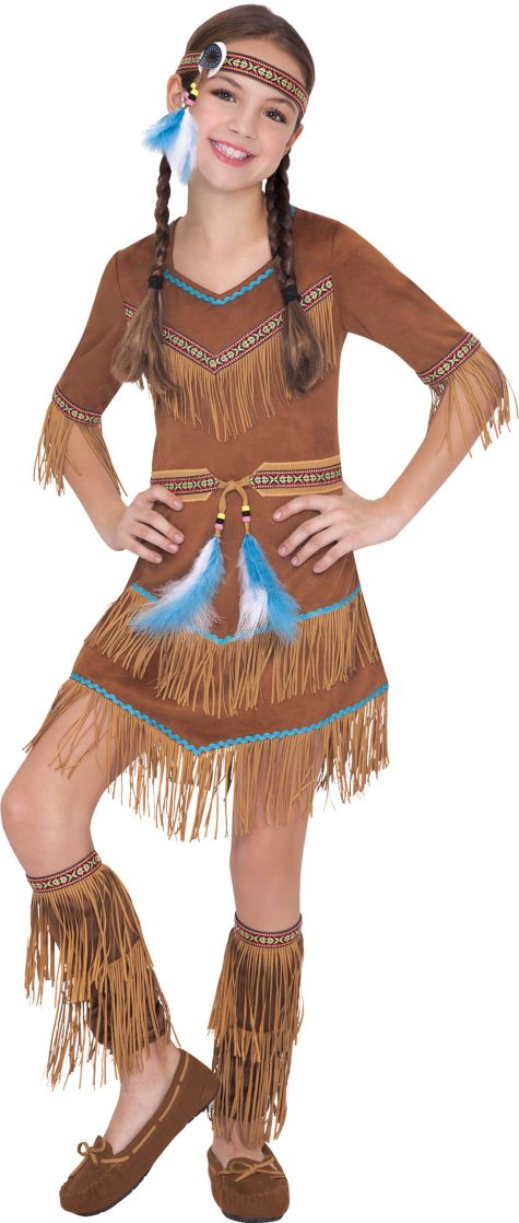 b52be1652 Native American Costumes (for Men, Women, Kids) | PartiesCostume.com