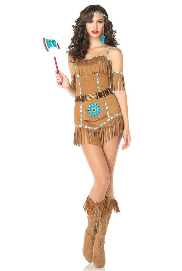 Your hot native american girls cosplay