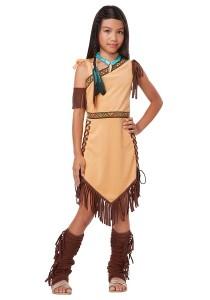 Native American Costume Pattern