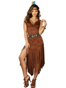 Native American Costume Women