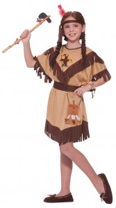 Native American Costume for Girls