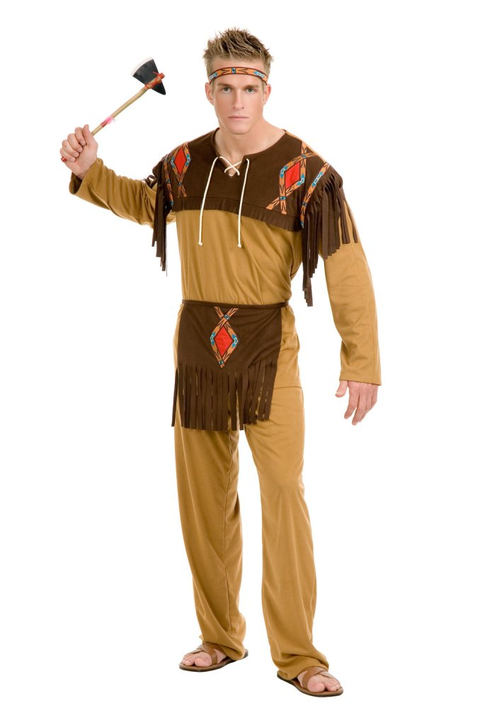 Native American Costumes (for Men Women Kids) | Parties Costume