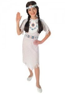 Native American Costumes for Kids