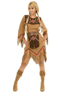 Native American Costumes for Women