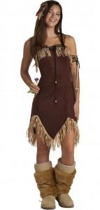 Native American Halloween Costume