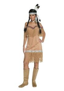 Native American Woman Costume