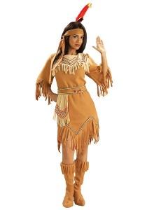 Native American Women Costume