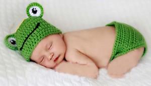 Newborn Frog Costume
