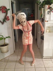 Nurse from Silent Hill Costume