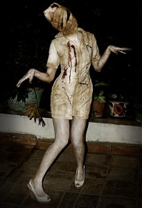 Nurses from Silent Hill Costume