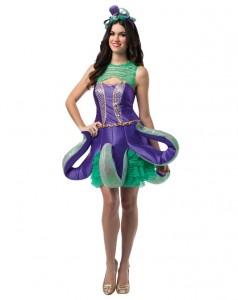 Octopus Costume Adult