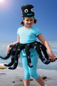 Octopus Costume Pattern