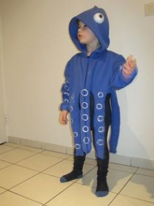 Octopus Costume for Kids