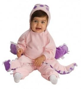 Octopus Toddler Costume