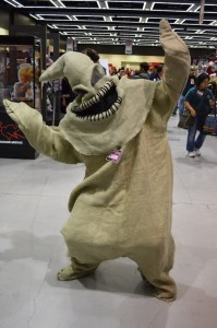 Oogie Boogie Costume Images