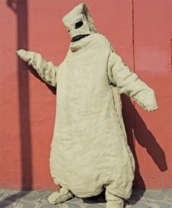 Oogie Boogie Costume Pattern