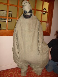 Oogie Boogie Costume Pictures