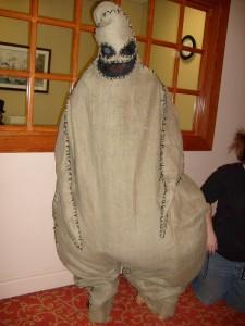 Oogie Boogie Costume Pictures