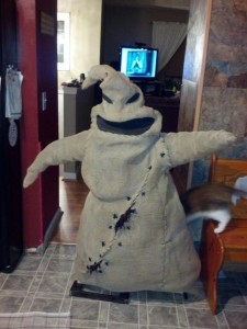 Oogie Boogie Costume for Kids