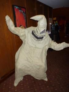 Oogie Boogie Man Costume