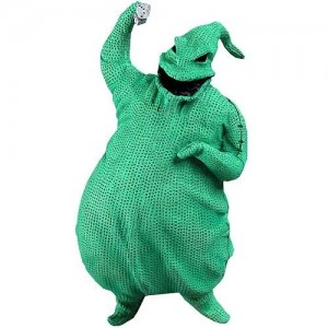 Oogie Boogie Man Costumes