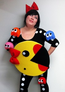 Pac-Man Costume Ideas