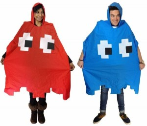 Pacman Ghost Costumes