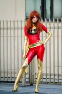 Phoenix Cosplay Costume